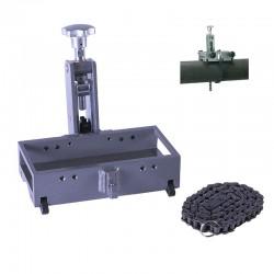 Устройство за закрепване към тръби  80 - 250 mm