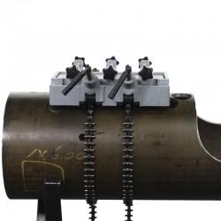 Устройство за закрепване към тръби 35 - 550 mm