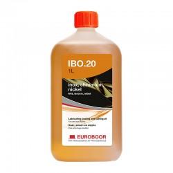 Смазочно-охлаждащо масло - инокс, хром / никел IBO.20, 1L