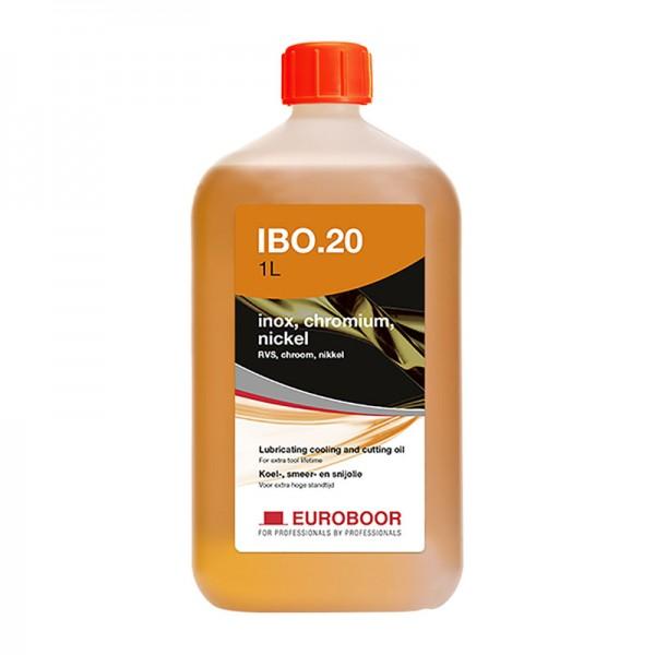 Смазочно-охлаждащо масло - инокс, хром / никел IBO.20, 1L (IBO.2001) от www.magbor.com
