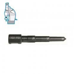 Стъпално свредло Ø 10-12-14 mm (x25 mm), HSS, Weldon 19