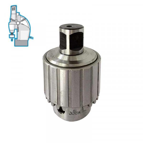 Патронник Ø1.5-13.0, 1/2х20 UNF с ключ и опашка за Weldon  19.05 mm (CHUC05) от www.magbor.com