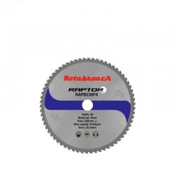 Циркулярен диск 230 mm (25.4) 48T (x2.0) за стомана Raptor