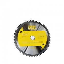 Циркулярен диск 230 mm (25.4) 72T (x2.0) за неръждаема стомана
